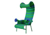 M'Afrique Shadowy Chair by Moroso