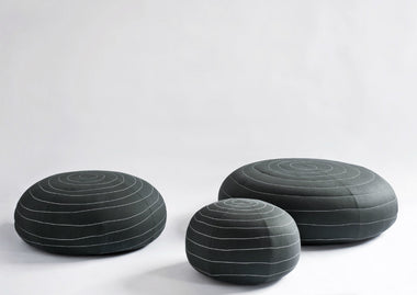 Spin Poufs by Tacchini - Urbanspace Interiors