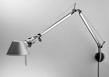 Tolomeo Clip Spot Wall Lamp by Artemide - Urbanspace Interiors