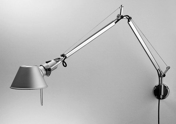 Tolomeo Clip Spot Wall Lamp by Artemide