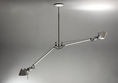 Tolomeo Double Suspension Lamp by Artemide - Urbanspace Interiors