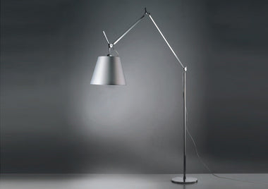 Tolomeo Mega Floor Lamp by Artemide - Urbanspace Interiors