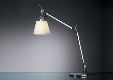 Tolomeo Table Lamp With Shade by Artemide - Urbanspace Interiors