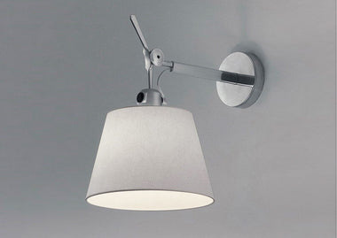 Tolomeo Wall Lamp with Shade by Artemide - Urbanspace Interiors