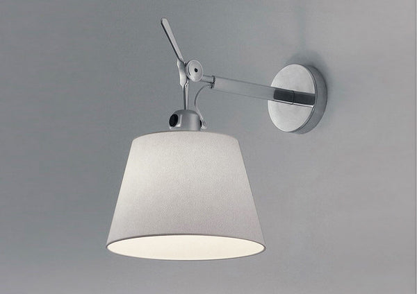 Tolomeo Wall Lamp with Shade by Artemide