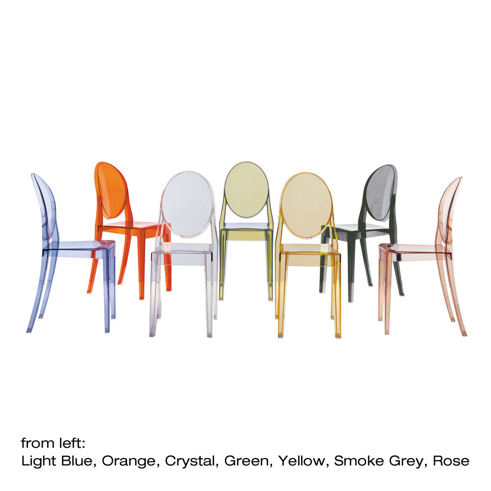 ... Victoria Ghost Chair (Set Of 2) By Kartell   Urbanspace Interiors ...