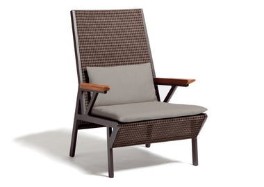Vieques Club Armchair by Kettal - Urbanspace Interiors