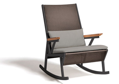 Vieques Rocking Chair by Kettal - Urbanspace Interiors