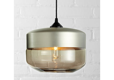 Wide Cylinder Lamp by Hennepin Made - Urbanspace Interiors