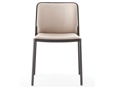 Audrey Soft Armless Chair (Set of 2) by Kartell