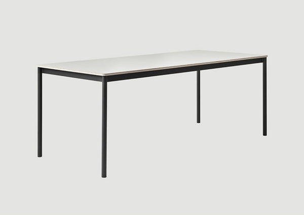 Base Rectangular Dining Table by Muuto