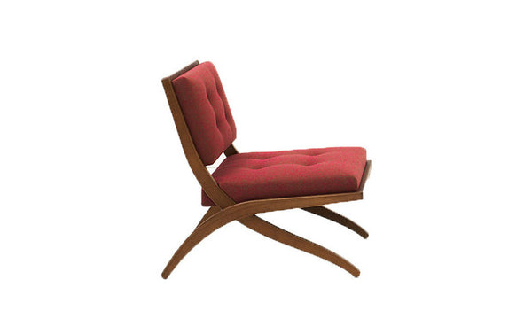 Bianca Lounge Chair by Tacchini