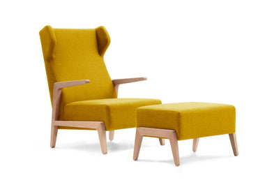 Boomerang Chill Lounge Chair by Sancal - Urbanspace Interiors