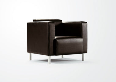 Box Lounge Chair by Sancal - Urbanspace Interiors