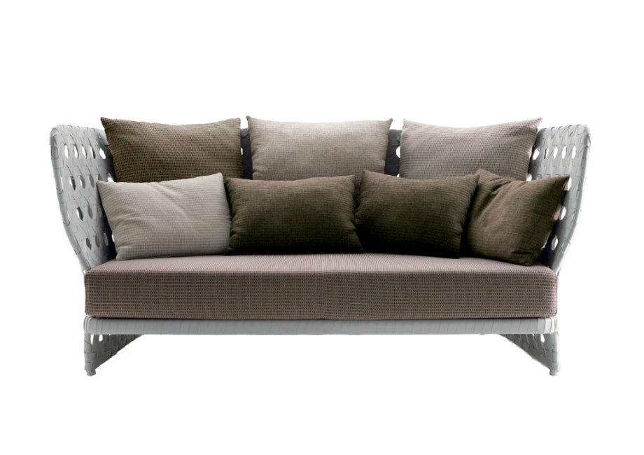 Canasta Outdoor Sofa By Bu0026B Italia Outdoor   Urbanspace Interiors ...