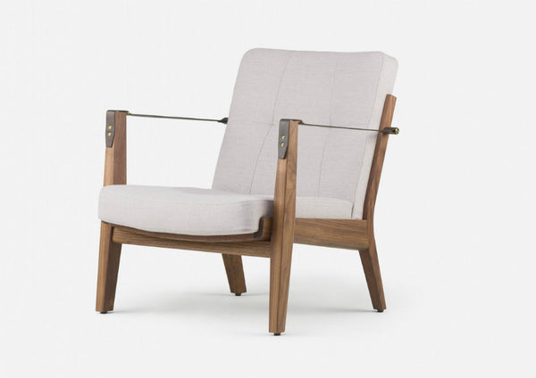 Capo Lounge Chair by Neri & Hu