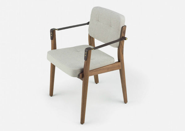 Capo Dining Chair by Neri & Hu