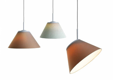 Cappuccina Suspension Lamp by Luceplan - Urbanspace Interiors