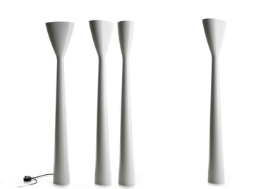 Carrara Floor Lamp by Luceplan - Urbanspace Interiors