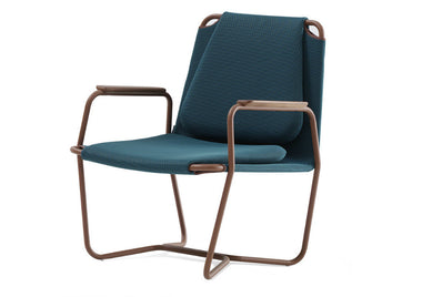 Casta Lounge Chair by Sancal - Urbanspace Interiors