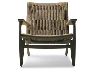 CH25 Lounge Chair by Carl Hansen & Son - Urbanspace Interiors