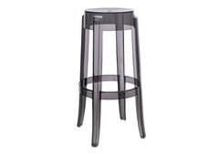Charles Ghost Stool (Set of 2) by Kartell