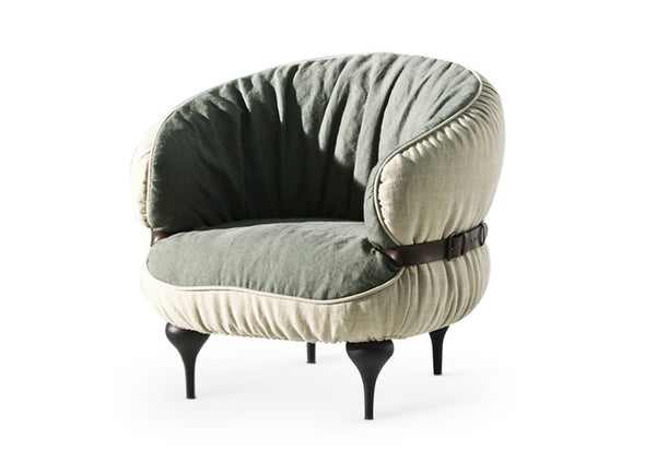 Chubby Chic Lounge Chair by Diesel