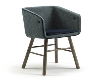 Collar Dining Chair by Sancal - Urbanspace Interiors