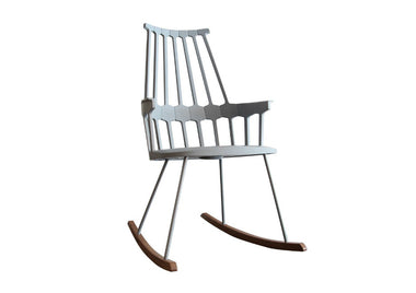 Comback Rocking Chair (Set of 2) by Kartell - Urbanspace Interiors