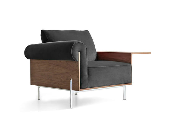 Controra Lounge Chair by Molteni & C