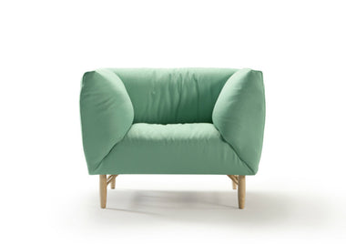Copla Lounge Chair by Sancal - Urbanspace Interiors