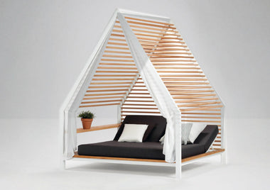 Cottage Daybed by Kettal - Urbanspace Interiors