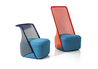Cradle Lounge Chair By Moroso   Urbanspace Interiors
