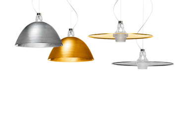 Crash & Bell Suspension Lamp by Diesel - Urbanspace Interiors