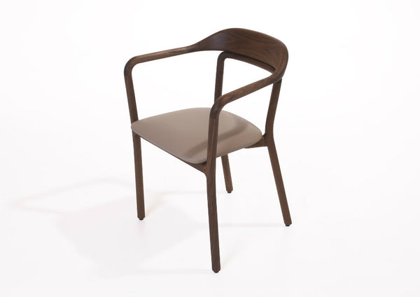 Duet Upholstered Dining Chair by Neri & Hu