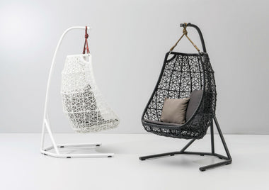 Maia Egg Swing by Kettal - Urbanspace Interiors