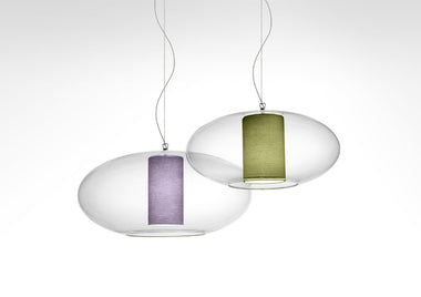 Eclisse Pendant Lamp by Modoluce - Urbanspace Interiors