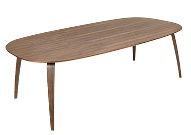 Ellipse Dining Table by Gubi - Urbanspace Interiors