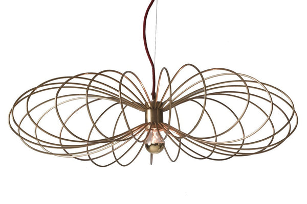 Flying Spider Suspension Lamp by Autoban