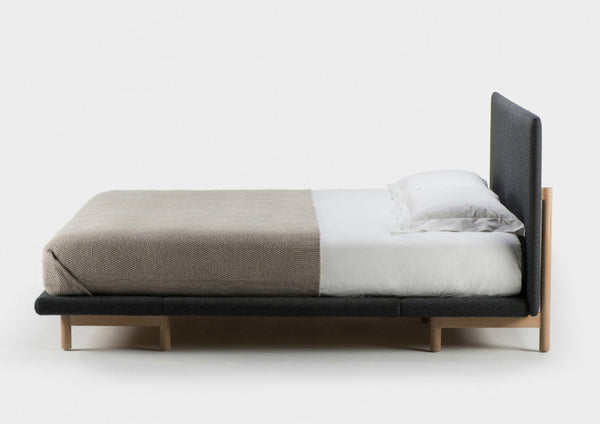 Frame California King Bed by Neri & Hu