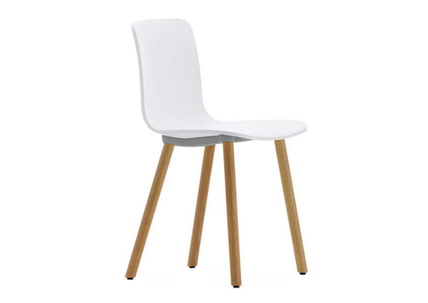 HAL Wood Dining Chair by Vitra