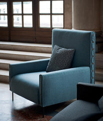 Highlife Lounge Chair by Tacchini