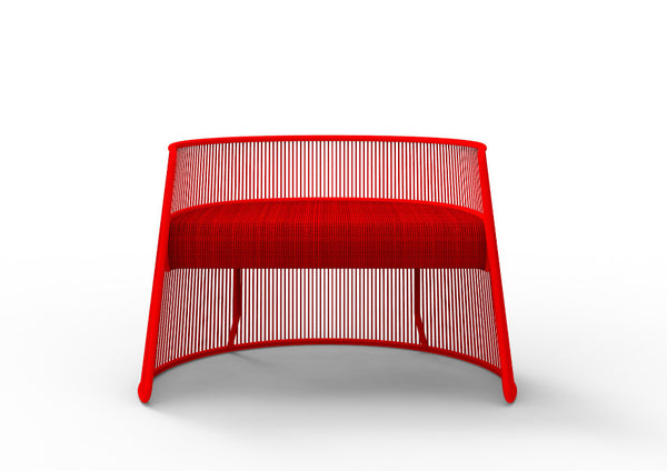 Husk Stool by Moroso