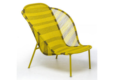 M'Afrique Imba Lounge Chair by Moroso - Urbanspace Interiors