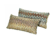 Jarris Jamilena Pillow by Missoni Home