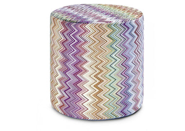 Jarris Pouf by Missoni Home - Urbanspace Interiors