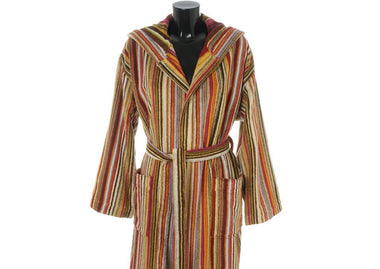 Jazz Hooded Bathrobe by Missoni Home - Urbanspace Interiors