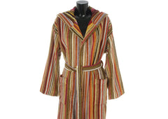 Jazz Hooded Bathrobe by Missoni