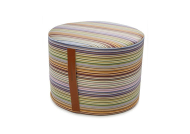 Jenkins Pouf by Missoni Home - Urbanspace Interiors
