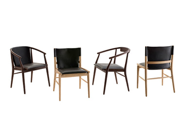 Jens Dining Chair by B&B Italia - Urbanspace Interiors